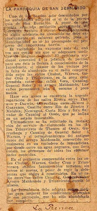 320px la parroquia de san bernardo laprensa c.1900