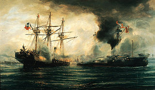 320px sinking of the esmeralda during the battle of iquique