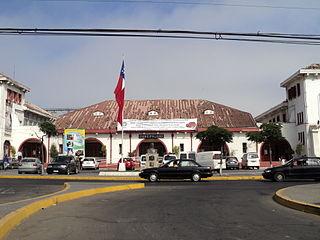Municipalidad San Antonio