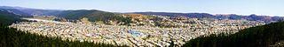 320px panorámica de la ciudad de curanilahue