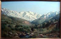 Cordilleras de chillan