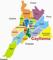 Provincia de caylloma