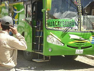 320px bus a huacaybamba  28huánuco 29
