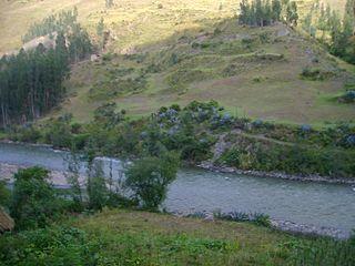 320px río marañon entrando a la provincia de yarowilca