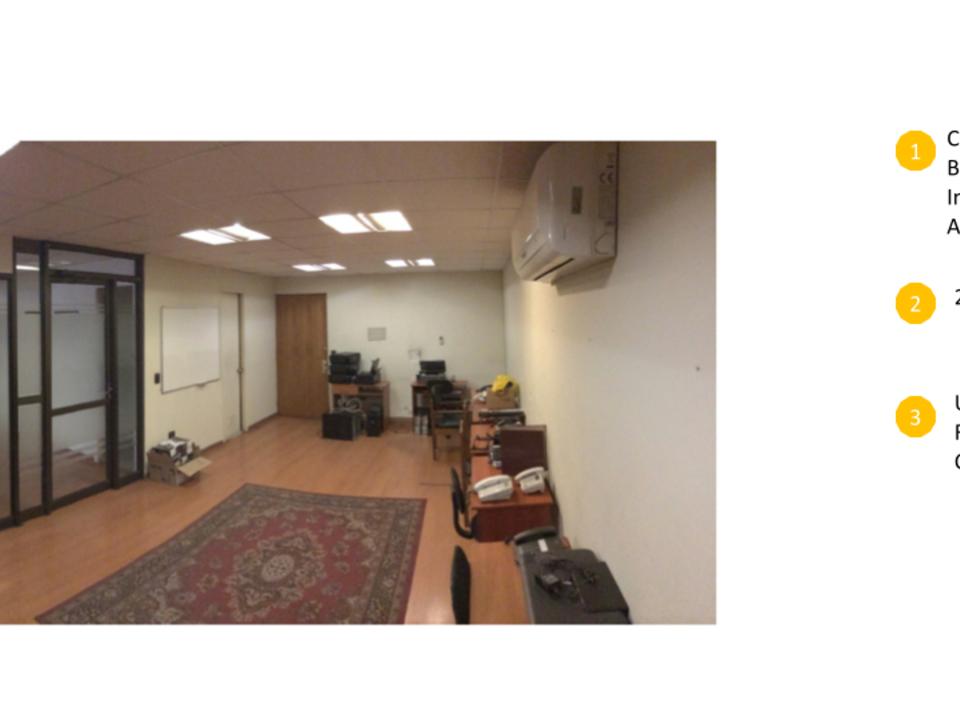 Oficina en arriendo en recoleta santiago goplaceit for Oficinas bankia cercanas