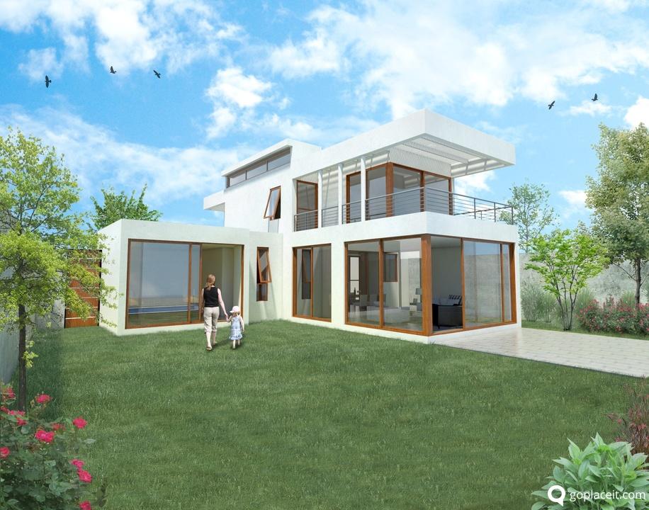 Venta de casa en la reina santiago goplaceit for Inmobiliaria 3 casas