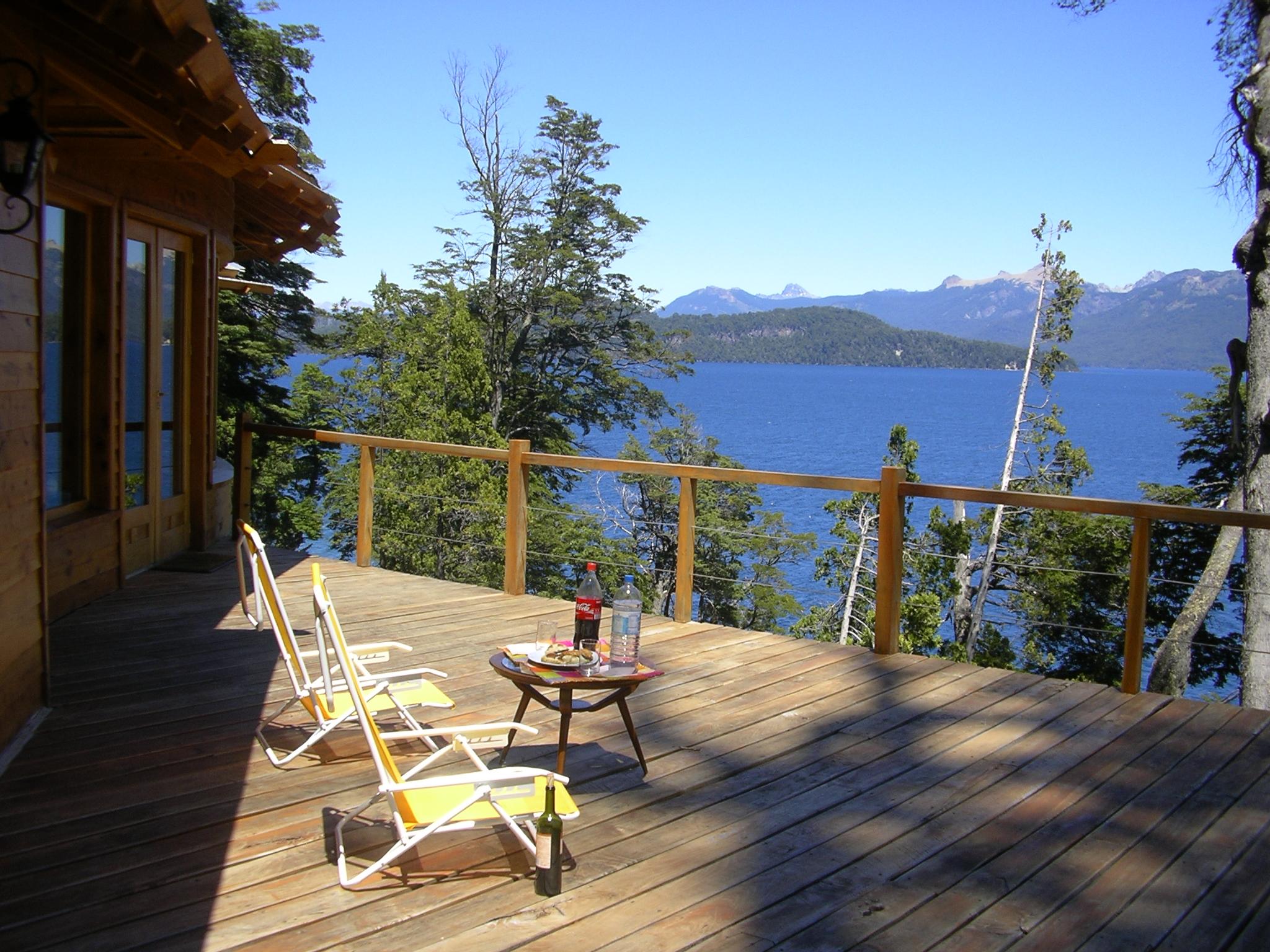 Alquiler de casa en villa la angostura los lagos goplaceit for Casa la villa