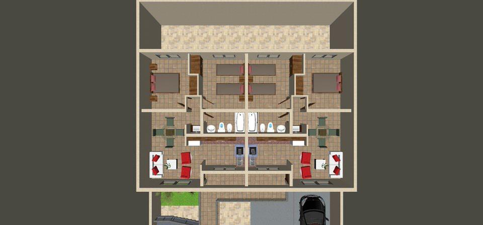 Edificio Gamma 8a Secci N Alta Mendoza Frente Al