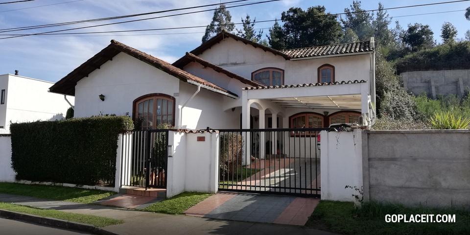 Casa En Venta En Concepción Goplaceit